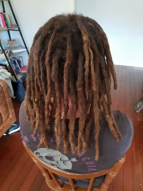 Newcastle Dreadlocks maintenance after