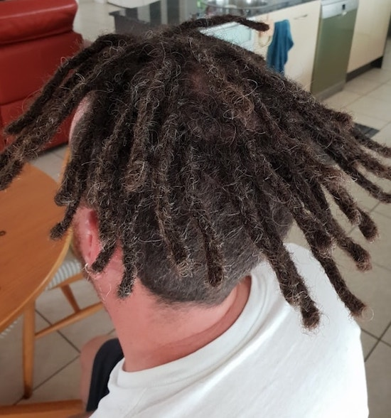 Dreadlocks removal new dreads Newcastle after